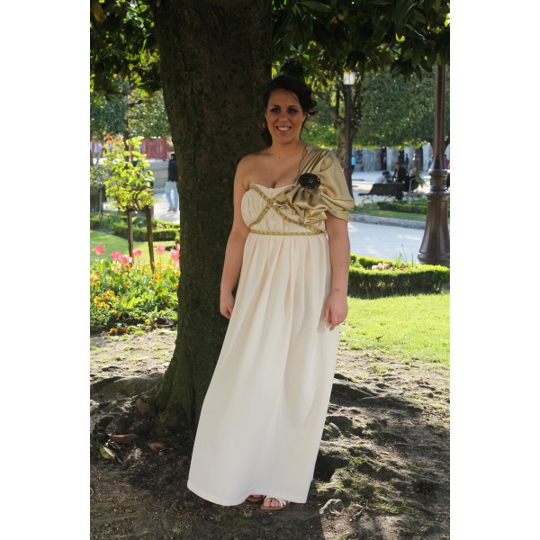 81eed0a13ebb4 Traje joven noble romana patricia para Arde Lucus